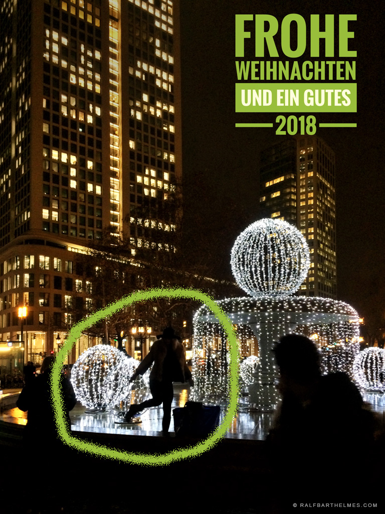 happy christmas, Frankfurt